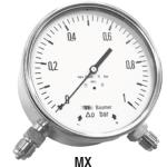 Manomètres Différentiels MX MZ Fimic SAS